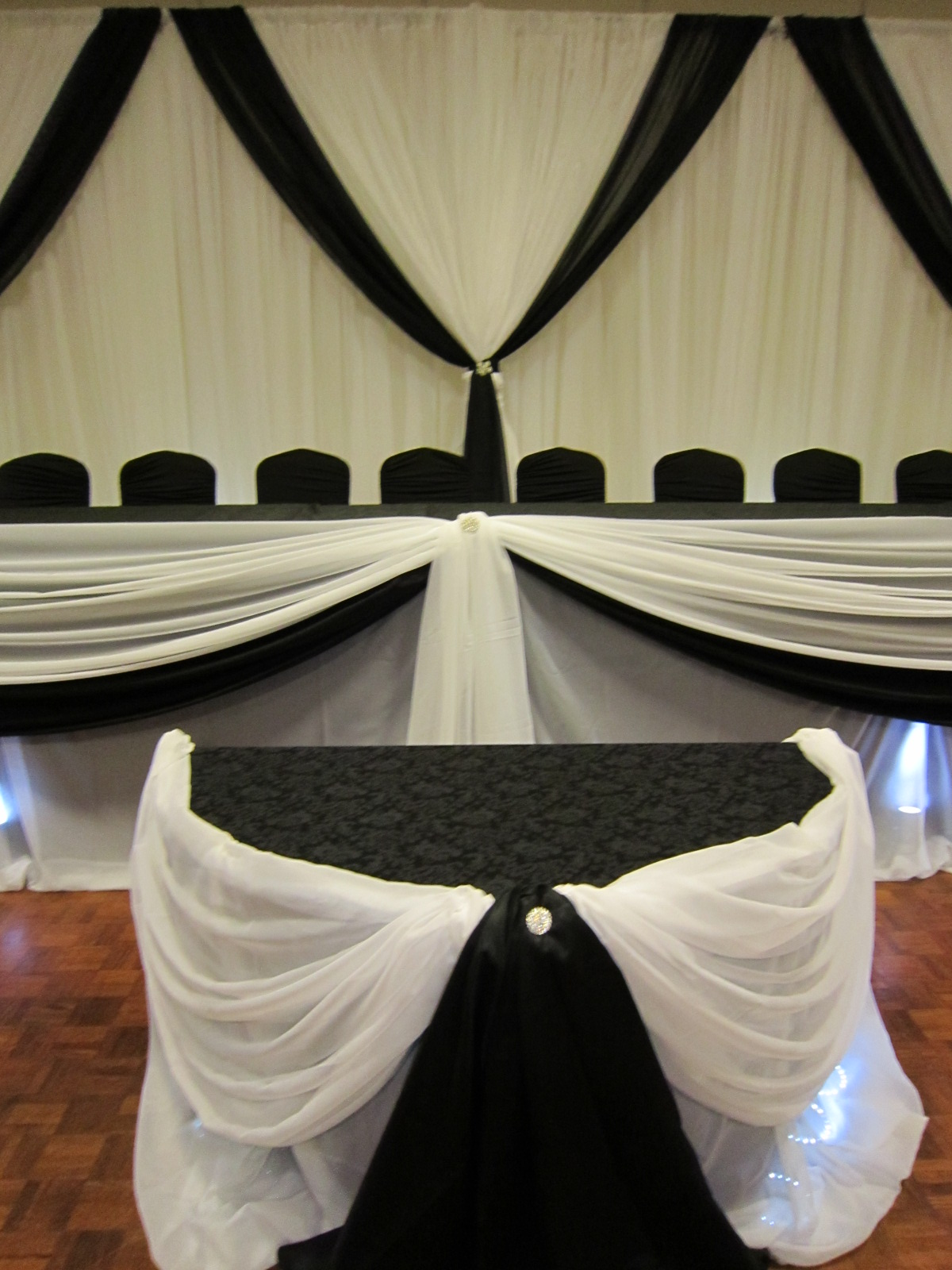 Black And White Always Classic Set The Mood Decor