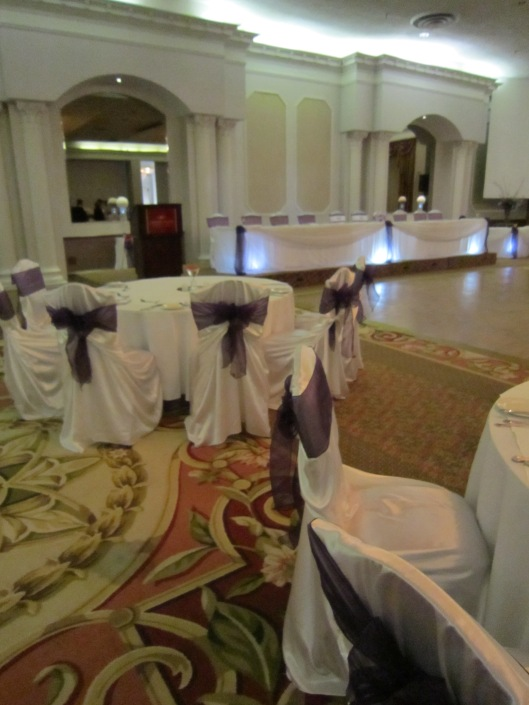 Weddding decorations